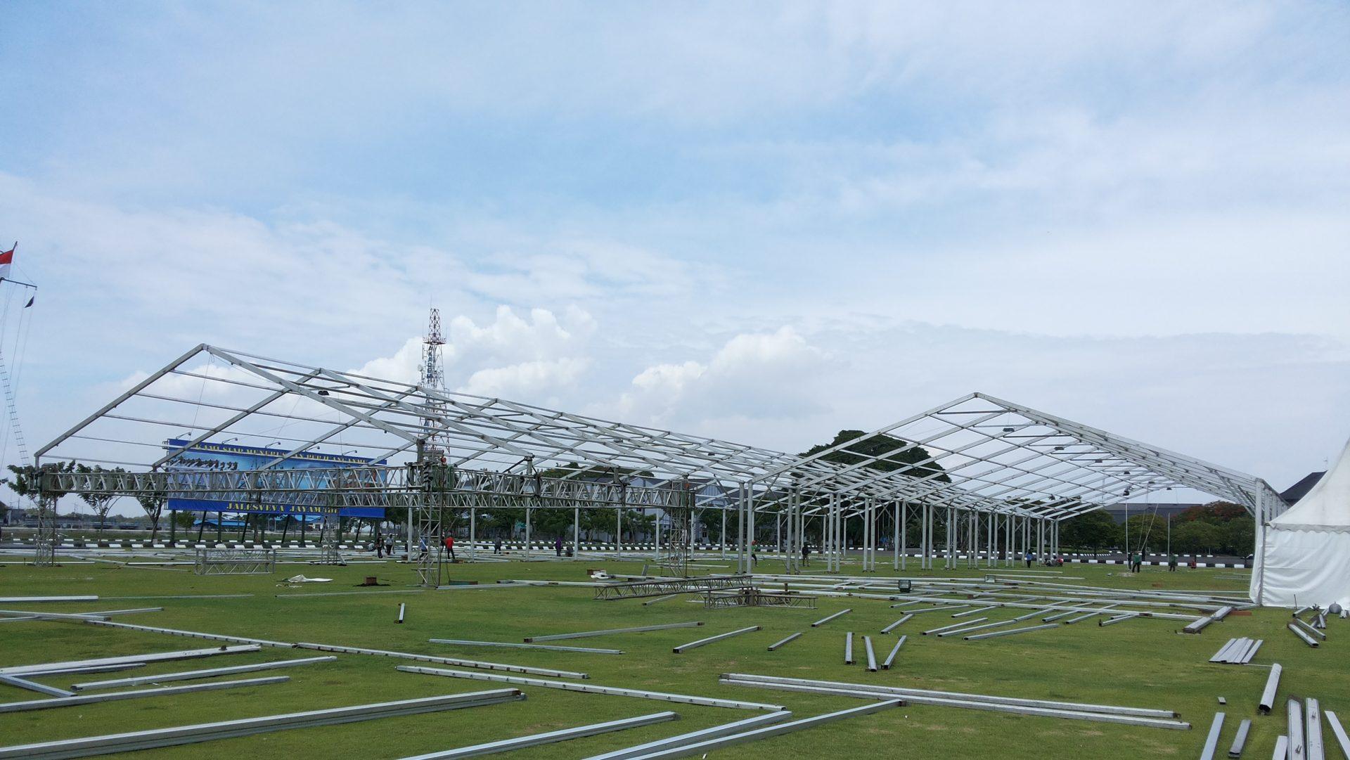 Sewa Tenda Sarnafil , Roder di Surabaya